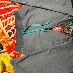 Figs extra small tall gray Kade cargo scrub pants